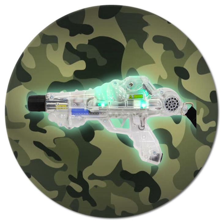 Begeara Laser Guns